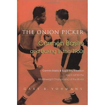 O seletor de cebola: Carmen Basilio e boxe na década de 1950
