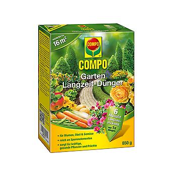 COMPO Garden Long-term Fertilizer, 850 g