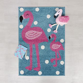 Flamingo Rugs From Play Days In Multi