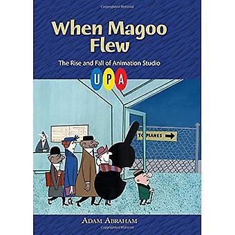 Toen vloog Magoo: The Rise and Fall van animatiestudio UPA