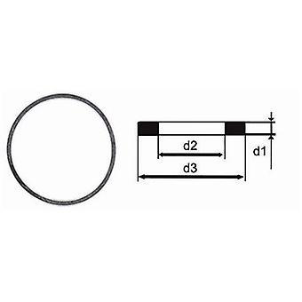 Rolex generic crown gasket 0.80mm x 1.70mm x 3.40mm (rolex 29.7031) pack of 5