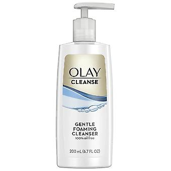 Olay classic face wash, gentle clean, 6.78 oz