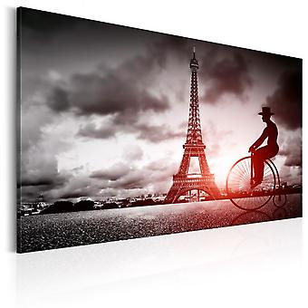 Artgeist Canvas Print Magical Paris (Decoration , Pictures and frames , Canvases)