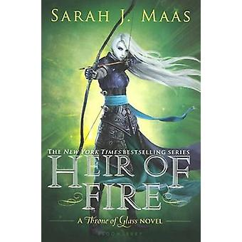 Heir of Fire by Sarah J Maas - 9780606385145 Book