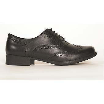 Hush Puppies meisjes Kada School schoenen zwart F montage