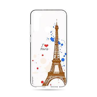 Hull For Xiaomi Redmi Note 8t Flexible Paris