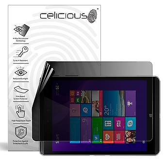 Celicious Privacy Plus 4-Way Anti-Spy Filter Screen Protector Film Compatible with HP Pro Tablet 608 G1