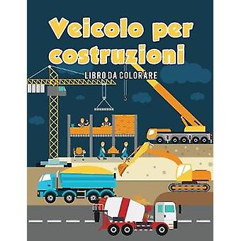 Veicolo per costruzioni Libro da colorare by Kids & Coloring Pages for