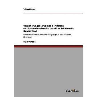 Versicherungsbetrug und der daraus resultierende volkswirtschaftliche Schaden fr Deutschland by Honold & Tobias