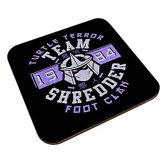Teenage Mutant Ninja Turtles Shredder Foot Clan Coaster
