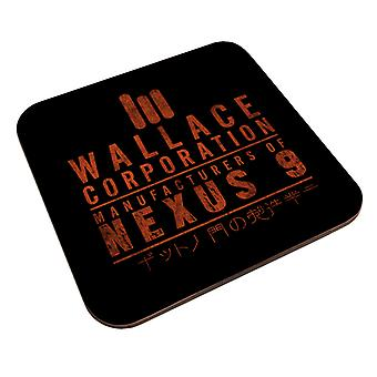 Blade Runner 2049 Wallace Corp Coaster