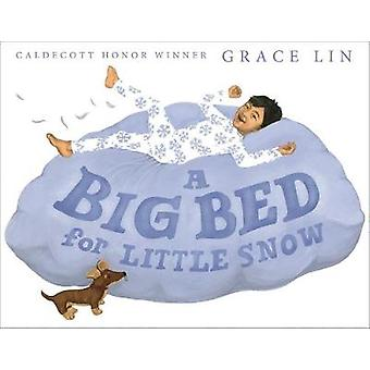 A Big Bed for Little Snow by Grace Lin - 9780316478366 Book