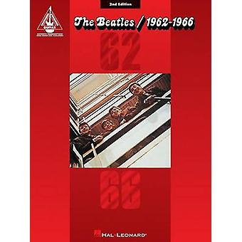 The Beatles - 1962-1966 by The Beatles - 9780793534562 Book