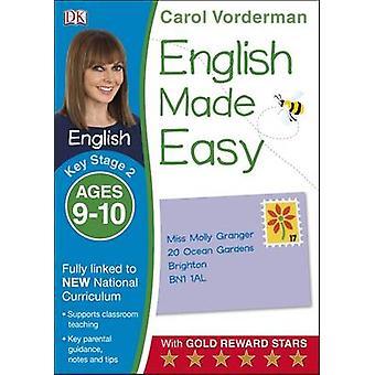 Engelsk gjort lett aldre 9-10 viktig fase 2 av Carol Vorderman - 97814093