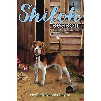 Shiloh Season by Phyllis Reynolds Naylor - Otterman - Barry Moser - 9