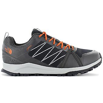 THE NORTH FACE Litewave Fastpack II GTX - Gore Tex - Men's Hiking Shoes Grey NFOA3REDC49 Sneakers Sports Shoes