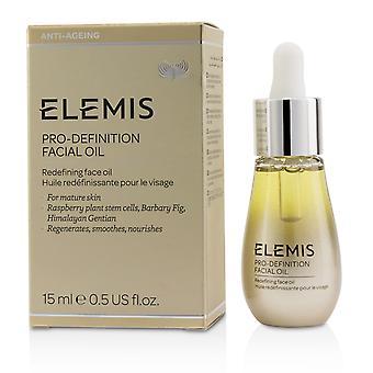 Pro definition facial oil for mature skin 222479 15ml/0.5oz