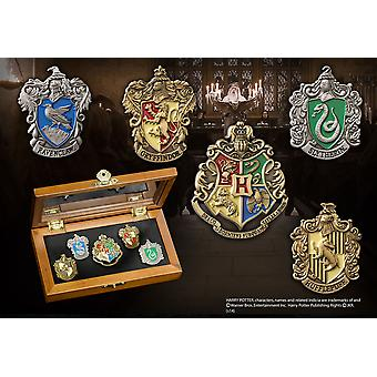 Hogwarts House Pins Pin Prop Replica from Harry Potter