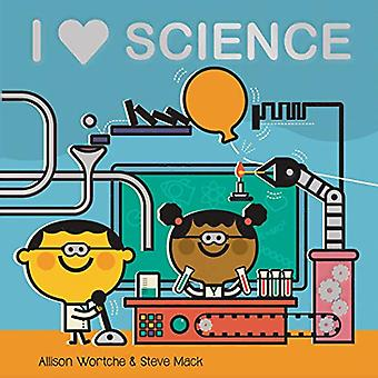 I Love Science door -Allison Wortche - 9781328529374 Boek