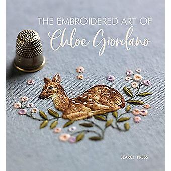 L'art brodé de Chloé Giordano par C. Giordano - 9781782215837