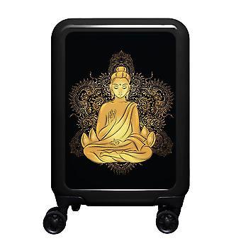 myTrolley Buddha S, 4 wheels, 55 cm, 32 L, Black