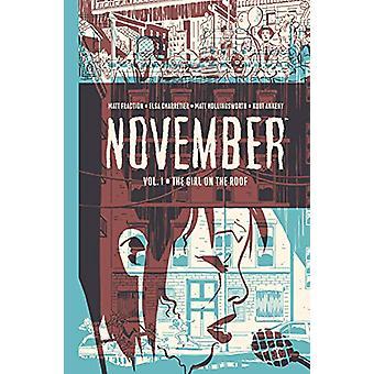 November Volume I av Matt Fraction - 9781534313545 Book