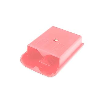 for Xbox 360 Wireless Controller Pink Battery Back Cover Pack Shell