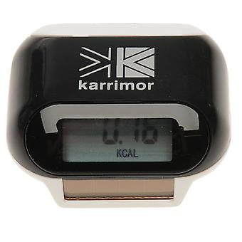 Karrimor Pedometer Workouts Training Progress Calories/Km/Miles Step Counter