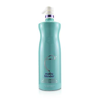 Malibu blondes enhancing conditioner 217326 1000ml/33.8oz