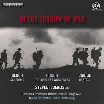 Bloch/Bridge/Hough - In the Shadow of War [SACD] USA import