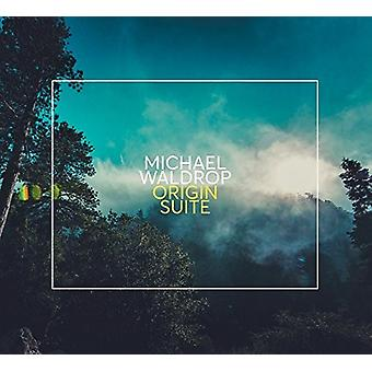 Michael Waldrop - Origin Suite [CD] USA import