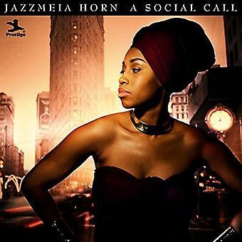 Jazzmeia Horn - Social Call [CD] USA import