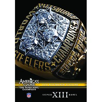 NFL America's Game: 1978 Steelers (Super Bowl Xiii [DVD] USA import