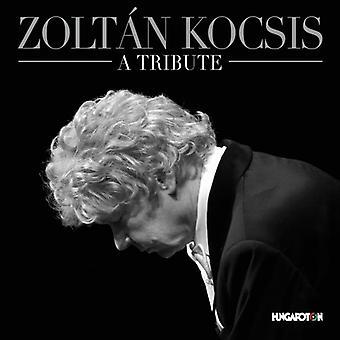 Bach, J.S. / Bartok / Kocsis - Zoltan Kocsis a Tribute [CD] USA import