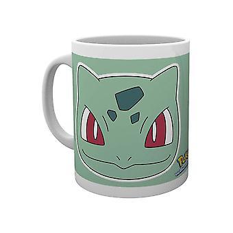 Pokémon, Mugg - Bulbasaur Face