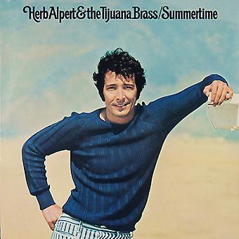 Herb Alpert & Tijuana Brass - Summertime [CD] USA import