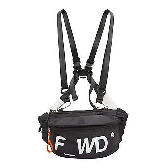 Forward Fwb3400211201 Women's Black Nylon Pouch