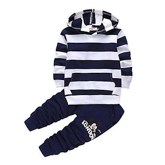 Boys Hooded Top And Pants, Design 3, Infant