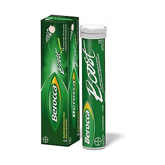 Berocca Boost with Guarana 15 tablets