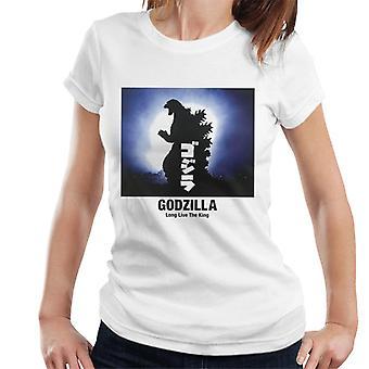 Godzilla Long Live The King Women's T-Shirt