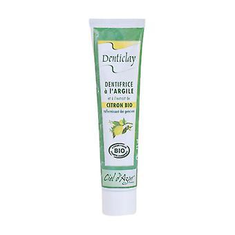 Denticlay Lemon Clay toothpaste 75 ml