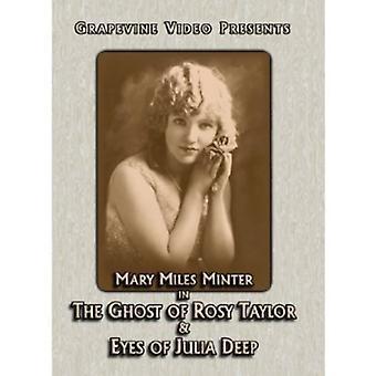 Gjenferdet av Rosy Taylor 1918/øynene til Julia dyp 1918 [DVD] USA import