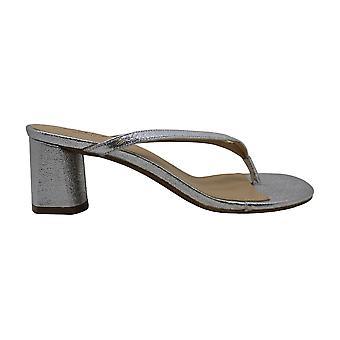 BADGLEY MISCHKA Women's Shoes Bravery Split Toe Casual Mule Sandals