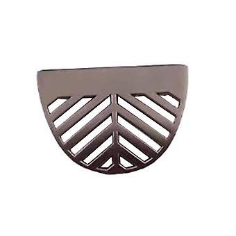 Furniture Handle Drawer Pull Cabinet Knob Gray Small 6x2.2x4cm