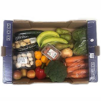 Fresh Fruit & Veg Seasonal Mixed Box