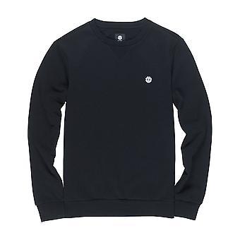 Element Cornell Classic Sweatshirt i Flint Black