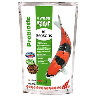 Sera 32097 Koi All Seasons Probiotic (Fische , Fischteich , Futter)