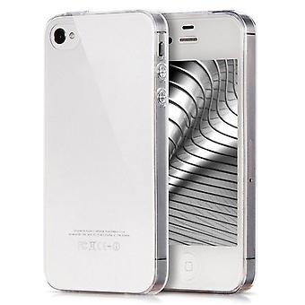 Shell for Apple iPhone 4/4s Clear TPU Protection Case