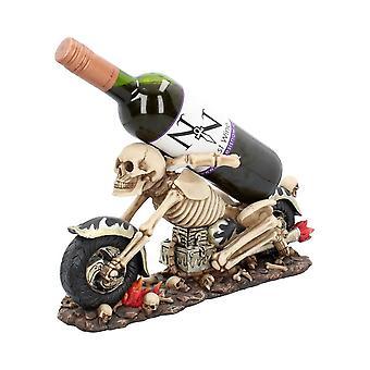 Nemesis agora - passeio da morte - porta-garrafas de vinho 18.9cm