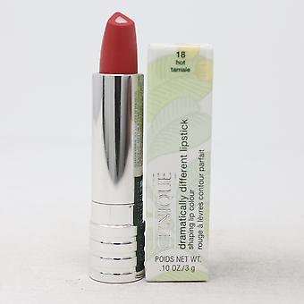 Clinique Dramatically Different Lipstick  0.1oz/3g New With Box